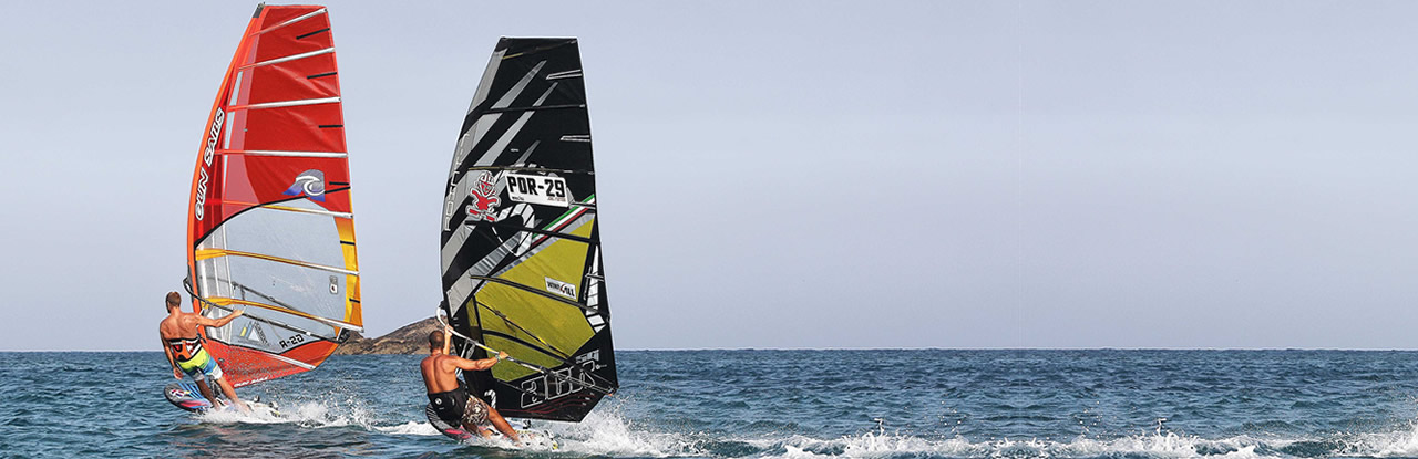 Windsurfing in Martinhal for Beginners